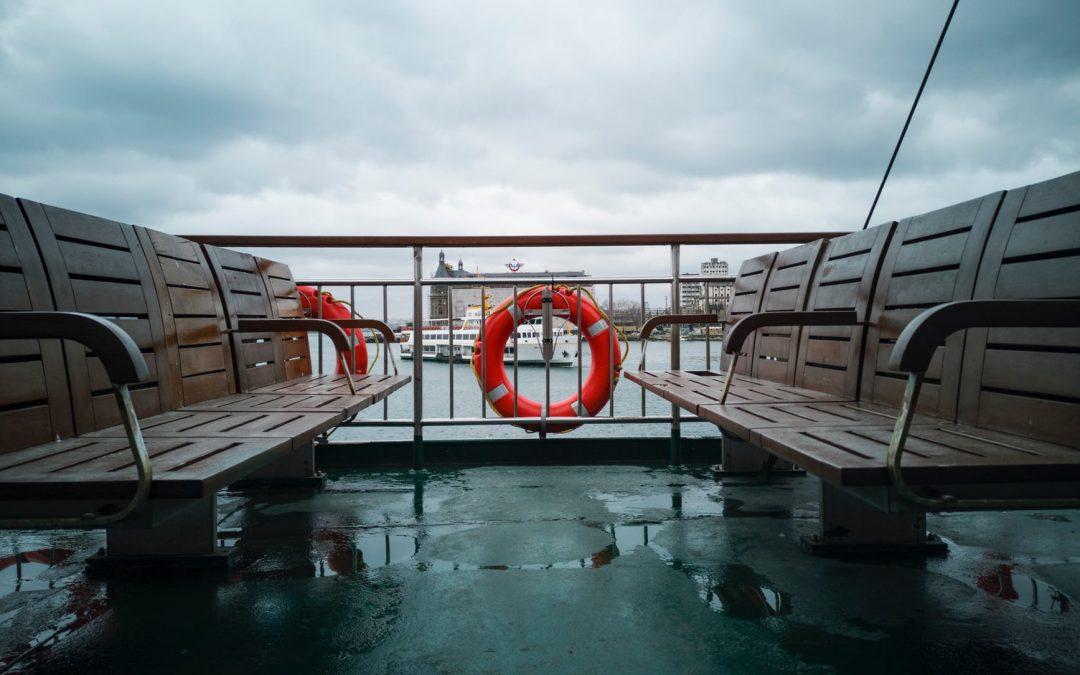 Uw boot geheel winterklaar na het vaarseizoen